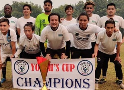 Youth's Cup Champions